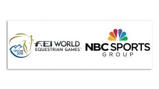 NBC Sports Group to Televise FEI World Equestrian Games™ 2018