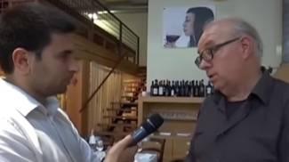 Il titolare del ristorante Jolly La Matta al programma tv 'Dalla vostra parte'