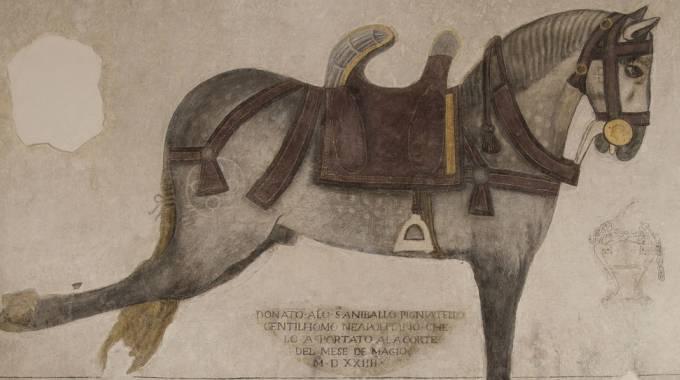 Scorbone, donato dal conte Pandone ad Annibale Pignatelli