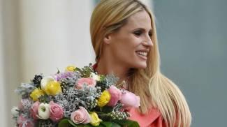 Michelle Hunziker condurrà Sanremo 2018 (LaPresse)