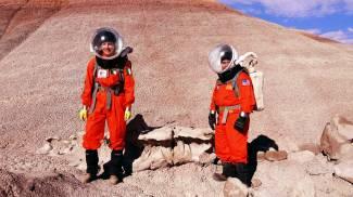 Simulazione di vita su Marte