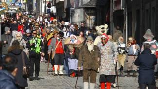 Il Carneval Vecc a Grosio