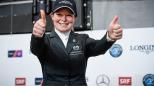FEI World Cup: sensational Stephanie Holmén in Zurich