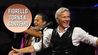 Il 'figliol prodigo' torna a casa:Fiorello va a Sanremo