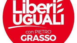 Liberi e uguali, il simbolo elettorale (Dire)