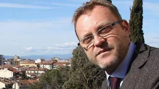 Il consigliere regionale della Lega Nord, Jacopo Alberti