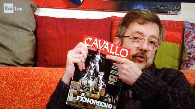 Rocco Tanica, Cavallo Magazine e il Dopo Festival di Sanremo...