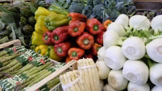 Frutta e verdura (Newpress)