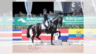 Dressage: Lyle and Salvino a Special Win in Wellington