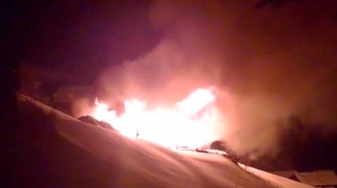 L'incendio di Ulvas, frame da Video 33
