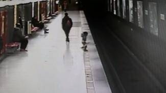 Frame video metropolitana