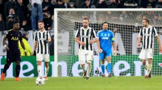 Juventus-Tottenham (Newpress)