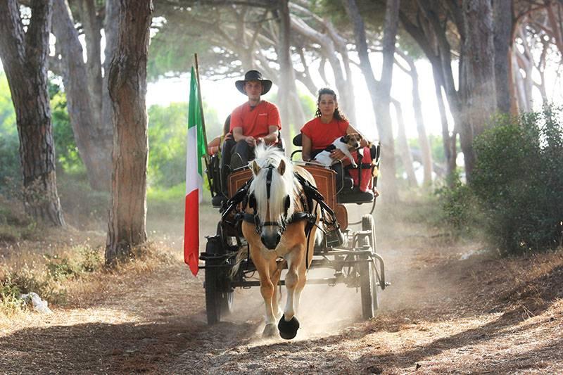 Horse Country Resort in Sardegna, una vacanza con la natura e con i cavalli ©HCR/Ciaponi