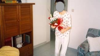La foto di una delle ragazze che si sottoponeva alla dieta macrobiotica (Polizia di Stato)