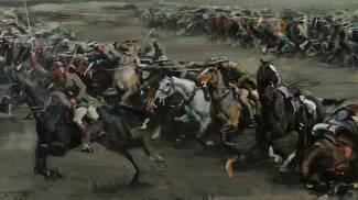 Art Investigations:  al centro del giallo Winston Churchill e Alfred Munnings