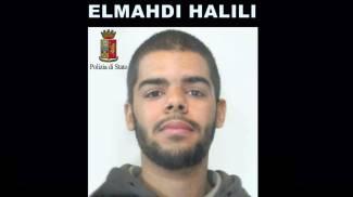 Elmahdi Halili (polizia)