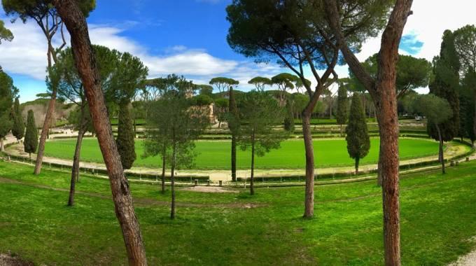 La bellezza di Piazza di Siena...