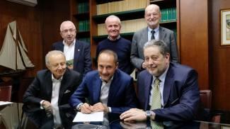 Il gruppo 'Pro Modena'