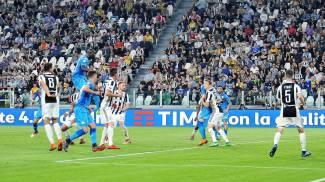 Juventus-Napoli 0-1, Koulibaly (Ansa)