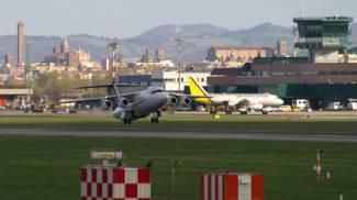 Aeroporto Marconi Bologna (Ansa)