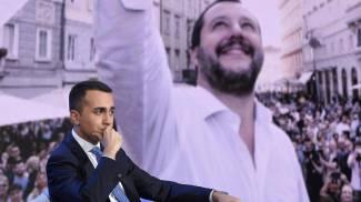Di Maio e Salvini stanno studiando la squadra di governo (Ansa)