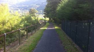 Sentiero Valtellina Chiuro