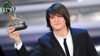 Alessandro Casillo vince Sanremo Giovani nel 2012 (Ansa)