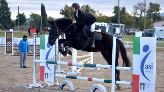 Con ASI il mondo amatoriale equestre reclama i suoi spazi ©ASI