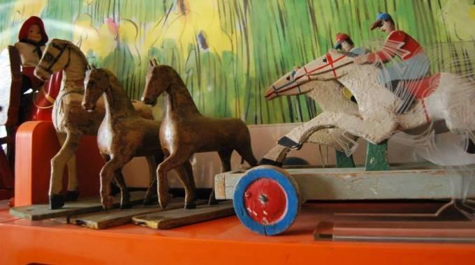 I cavallini di Lorenzo Pianotti, foto di Maria Cristina Magri