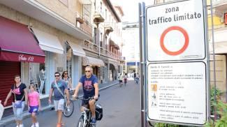Ztl in centro a Legnano