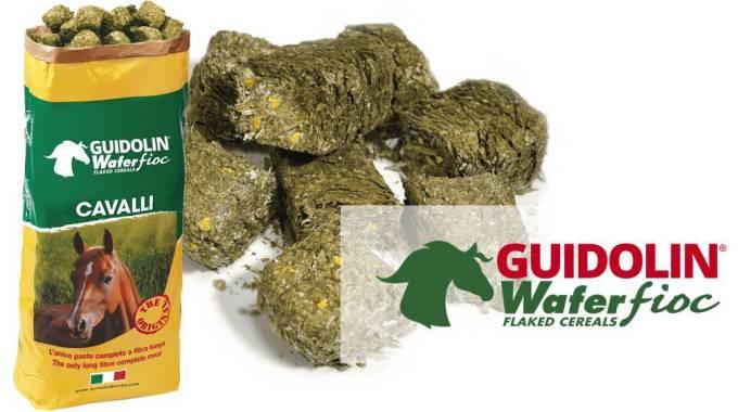 Guidolin Wafer Fioc, l'alimento completo per il cavallo