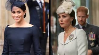 Meghan Markle e Kate Middleton