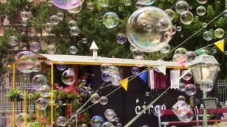 Il celebre Cirque Bidon