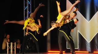 Competizione di danze latino americane