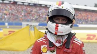 F1 Gp Germania 2018, Sebastian Vettel (Ansa)