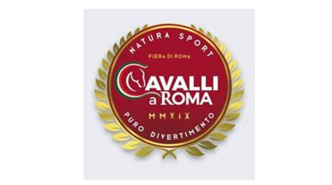 Logo Cavalli a Roma 2019: natura, sport e puro - Fiera di Roma da 15 al 17 Febdivertimento