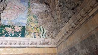 Il Grottino Chini nello stabilimento a Porretta Terme © FAI - Fondo Ambiente Italiano