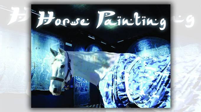 Horse Painting 2018: cavalli e arte uniscono il Mediterraneo ©HorsePainting2018