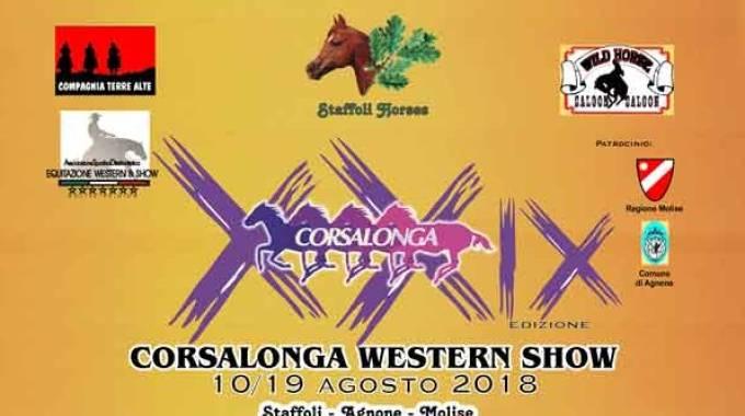 Corsalonga Western Show
