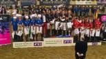 Campionati Europei Horseball Under 16: Italia d'argento a Bishop Burton