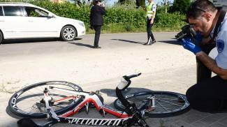 L'incidente stradale dove è morto Nicky Hayden a Misano Adriarico