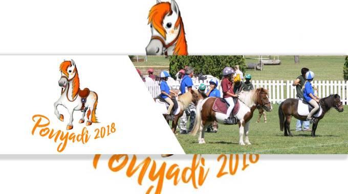 Ponyadi 2018, appuntamento con gli sport equestri a Tor di Quinto, 29 agosto-1 settembre