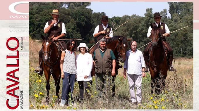 I Butteri del Presidente: la Tenuta di Castelporziano e i suoi cavalli