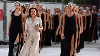 Miss Italia 2018, le finaliste a Venezia (Ansa)