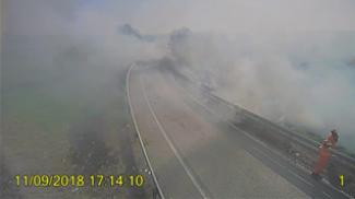 La FiPiLi invasa dal fumo