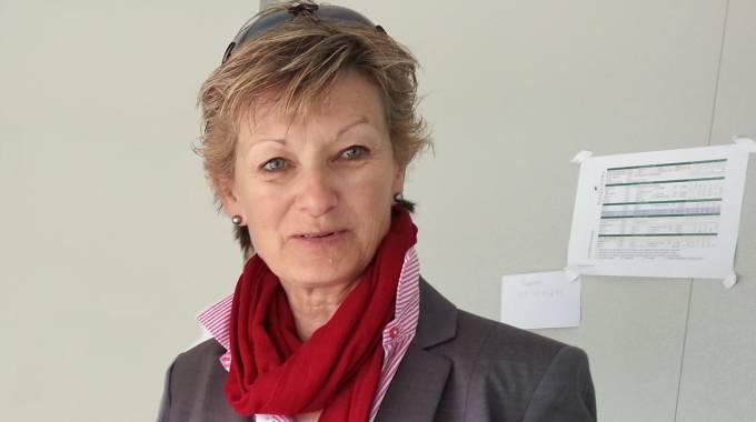 Frances Hesketh Jones Triulzi, presidente di giuria del salto ostacoli (ph. UM)