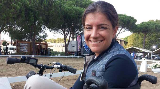 Francesca Salvadè: il suo Muggel è rivedibile (ph. UM)