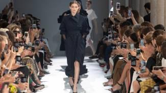 Max Mara a Milano Moda Donna