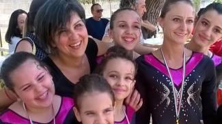 Volteggiando in Puglia...con Doria, Stellina e Bella