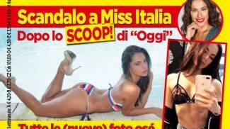 Miss Italia, le nuovo foto hot sulla copertina di Oggi